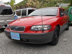 沖縄の中古車 ボルボ ボルボ V70 車両価格 47万円 リ済込 2004年 7.6万K レッドII