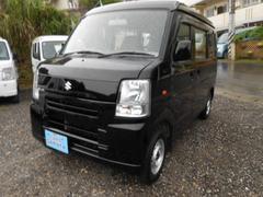 沖縄の中古車 スズキ エブリイ 車両価格 36万円 リ済込 平成23年 14.1万K ブラック