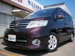 沖縄の中古車 日産 セレナ 車両価格 89万円 リ済込 平成22年 9.5万K ワインM