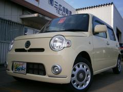 沖縄の中古車 ダイハツ ミラココア 車両価格 74万円 リ済込 平成23年 3.4万K イエロー