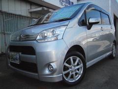 沖縄の中古車 ダイハツ ムーヴ 車両価格 74万円 リ済込 平成24年 8.7万K シルバーM