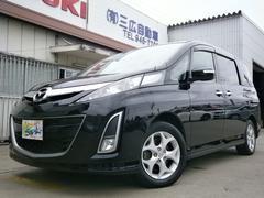 沖縄の中古車 マツダ ビアンテ 車両価格 109万円 リ済込 平成22年 7.7万K Dブラック