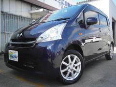 沖縄の中古車 ダイハツ ムーヴ 車両価格 64万円 リ済込 平成24年 8.2万K 紺M