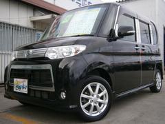 沖縄の中古車 ダイハツ タント 車両価格 94万円 リ済込 平成24年 5.3万K DブラックM