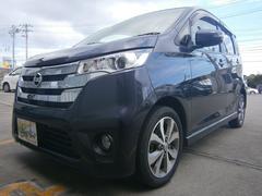沖縄の中古車 日産 デイズ 車両価格 94万円 リ済込 平成25年 5.9万K ワインM