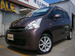 沖縄の中古車 ダイハツ ムーヴ 車両価格 64万円 リ済込 平成24年 4.4万K ワインM