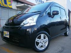 沖縄の中古車 スバル ステラ 車両価格 54万円 リ済込 平成24年 7.7万K DブラックM