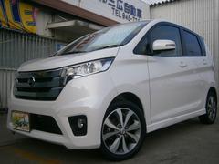 沖縄の中古車 日産 デイズ 車両価格 84万円 リ済込 平成25年 7.4万K パールホワイト