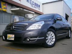 沖縄の中古車 日産 ティアナ 車両価格 89万円 リ済込 平成23年 7.1万K グレーM