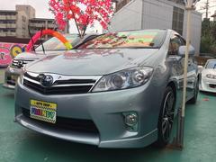 沖縄の中古車 トヨタ SAI 車両価格 119万円 リ済込 平成22年 4.9万K シルバーM