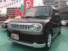 沖縄の中古車 スズキ アルトラパン 車両価格 73万円 リ済込 平成23年 7.8万K DブラウンM