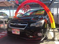 沖縄の中古車 スバル インプレッサスポーツ 車両価格 119万円 リ済込 平成24年 8.4万K ブラック