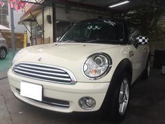 沖縄の中古車 MINI MINI 車両価格 99万円 リ済込 2009年 7.8万K クリームII