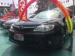 沖縄の中古車 スバル インプレッサ 車両価格 79万円 リ済込 平成21年 8.6万K ブラック