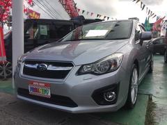 沖縄の中古車 スバル インプレッサスポーツ 車両価格 109万円 リ済込 平成24年 7.6万K シルバー