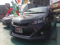 沖縄の中古車 トヨタ ヴィッツ 車両価格 99万円 リ済込 平成23年 8.5万K グレーM
