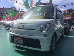 沖縄の中古車 スズキ MRワゴン 車両価格 69万円 リ済込 平成24年 5.1万K パール