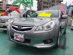 沖縄の中古車 スバル レガシィB4 車両価格 109万円 リ済込 平成22年 5.1万K シルバーM