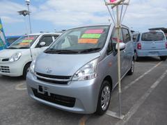 沖縄の中古車 ダイハツ ムーヴ 車両価格 65万円 リ済込 平成22年 6.9万K シルバーM