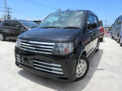 沖縄の中古車 日産 オッティ 車両価格 51万円 リ済込 平成20年 7.1万K ブラックM