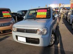 沖縄の中古車 スズキ アルトラパン 車両価格 85万円 リ済込 平成24年 6.2万K ライトブルー