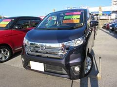 沖縄の中古車 日産 デイズ 車両価格 91万円 リ済込 平成25年 5.7万K パープルM