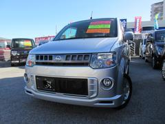 沖縄の中古車 日産 オッティ 車両価格 51万円 リ済込 平成21年 8.9万K シルバーM