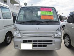 沖縄の中古車 スズキ キャリイトラック 車両価格 85万円 リ済込 平成28年 700K シルバー