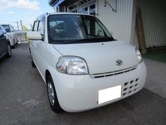 沖縄の中古車 ダイハツ エッセ 車両価格 25万円 リ済込 平成20年 8.3万K ホワイト