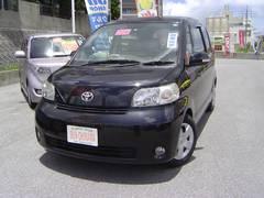 沖縄の中古車 トヨタ ポルテ 車両価格 49万円 リ済込 平成20年 7.5万K ブラック