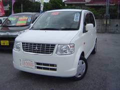 沖縄の中古車 三菱 eKワゴン 車両価格 58万円 リ済込 平成23年 2.6万K ホワイトM