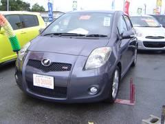 沖縄の中古車 トヨタ ヴィッツ 車両価格 69万円 リ済込 平成20年 5.6万K グレー