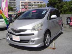 沖縄の中古車 トヨタ ラクティス 車両価格 63万円 リ済込 平成20年 8.3万K シルバーM