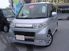 沖縄の中古車 ダイハツ タント 車両価格 64万円 リ済込 平成20年 9.2万K シルバーM