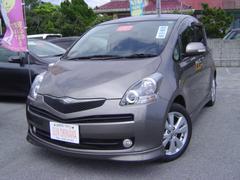 沖縄の中古車 トヨタ ラクティス 車両価格 69万円 リ済込 平成20年 5.7万K グレーM
