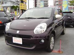沖縄の中古車 トヨタ パッソ 車両価格 59万円 リ済込 平成22年 6.0万K ブラウンM