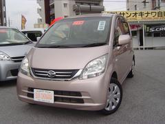 沖縄の中古車 ダイハツ ムーヴ 車両価格 64万円 リ済込 平成21年 4.7万K ピンクM