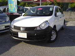 沖縄の中古車 日産 AD 車両価格 71万円 リ済込 平成26年 2.2万K ホワイト