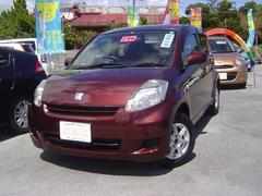 沖縄の中古車 トヨタ パッソ 車両価格 53万円 リ済込 平成21年 3.9万K ブラウンM