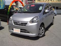 沖縄の中古車 トヨタ ピクシスエポック 車両価格 68万円 リ済込 平成24年 7.3万K シルバーM