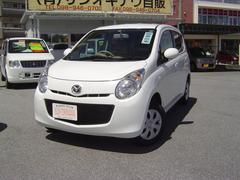 沖縄の中古車 マツダ キャロル 車両価格 63万円 リ済込 平成24年 7.8万K ホワイトM