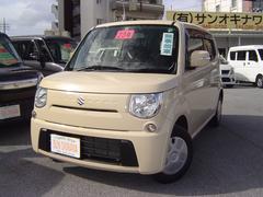 沖縄の中古車 スズキ MRワゴン 車両価格 66万円 リ済込 平成23年 6.8万K ゴールドII