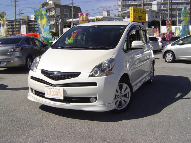 沖縄県の中古車 トヨタ ラクティスのオススメ