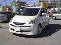 沖縄の中古車 トヨタ ラクティス 車両価格 63万円 リ済込 平成21年 6.4万K パールホワイト