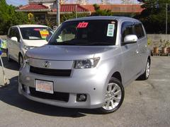 沖縄の中古車 トヨタ bB 車両価格 59万円 リ済込 平成21年 7.2万K シルバーM