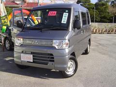 沖縄の中古車 三菱 ミニキャブバン 車両価格 60万円 リ済込 平成24年 4.7万K ガンM