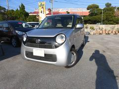 沖縄の中古車 ホンダ N−ONE 車両価格 68万円 リ済込 平成25年 6.2万K シルバーM