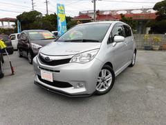 沖縄の中古車 スバル トレジア 車両価格 63万円 リ済込 平成23年 7.7万K シルバーM