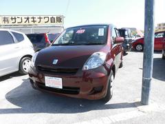 沖縄の中古車 トヨタ パッソ 車両価格 49万円 リ済込 平成21年 5.0万K ブラウンM