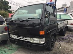 沖縄の中古車 トヨタ ダイナトラック 車両価格 85万円 リ済込 平成11年 25.0万K ブラック